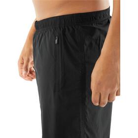 Icebreaker Impulse Pantalones Cortos de Entrenamiento Hombre, black